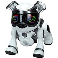 Cobi Teksta robotic puppy controlled voice - black - Interactive Toy