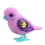 Cobi Little Live Pets Ptáček 6 fialový - Interaktivní hračka