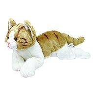 Rapp Katze liegend - Plüschspielzeug