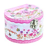 Rappa Jewelery with melody and butterfly fairy - Jewellery Box
