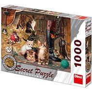 Dino Kočičky Secret Collection