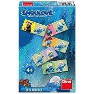 Dino Šmolkovia 3: Domino - Hra