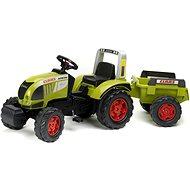 Traktor Claas Arion 540 + vlek - Šliapací traktor
