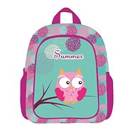 Karton P + P junior Owl Preschool - Rucksack