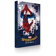 Karton P + P für Bücher A4 Spiderman - Hülle