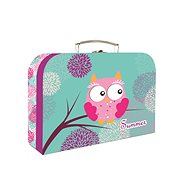 Karton P + P Laminat Owl - Kinderkoffer