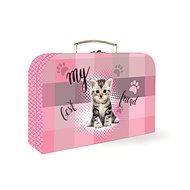 Karton P + P Laminat Junior Katze - Kinderkoffer