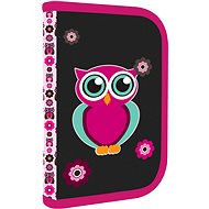 Karton P+P Oxy Pink Owl - Penál