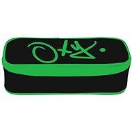 Cardboard P + Comfort Oxy Green - Pencil Case