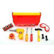 Teddies Malý stavař v kufříku - Vzdělávací hračka