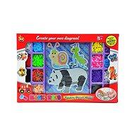 Teddies Verschmelzen großes Mosaik - Kreatives Spielzeug