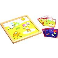 Magnetische Tabelle Teddies - Baukasten