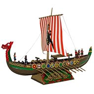 Direction Model Kit 0902 Ship - Viking Ship DRAKKAR - Plastic Model