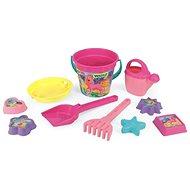 Wader Sand Set for Girls - Sand Tool Kit