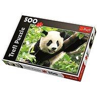 Trefl Panda 500 dílků