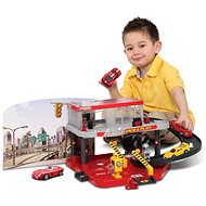 Bburago Ferrari Auto Service Centre - Herní set
