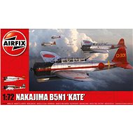 "Airfix Model Kit A04060 letadlo – Nakajima B5N1 ""Kate"" - Plastový model"