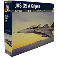 Italeri Model Kit I2638 Flugzeug - JAS Gripen 39A - Platikmodel