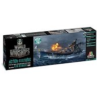 Italeri World of Warships 46.502 - INJ Atago - Platikmodel
