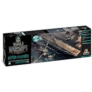 Italeri World of Warships 46503 - USS Essex - Plastic Model