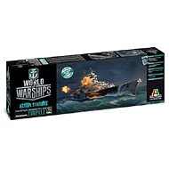 Italeri World of Warships 46504 - Tirpitz - Plastic Model