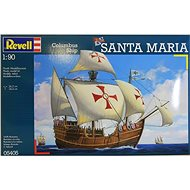 Revell Model Kit 05405 Boat - Santa Maria - Plastic Model