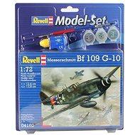 Revell Model Set 04160 Flugzeug - Bf 109 G-10 - Platikmodel