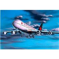 Revell Model Set 64210 Flugzeug - Boeing 747-200 - Platikmodel