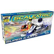 Scalextric Super Karts - Slot Car Track