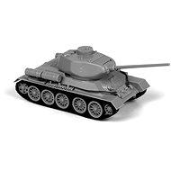 Zvezda Snap Kit Z5039 tank – T-34/85 - Plastový model