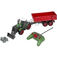 RC Traktor mit dem Zug - RC Model