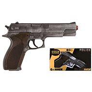 Polizeipistole GoldSammlung - Spielzeugwaffen