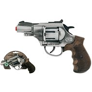 Police revolver Gold collection - Children's toy
