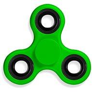 Fidget Spinner - antistresová hračka zelená - Hlavolam