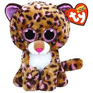 Beanie Boos Patches - Leopard Tan - Plyšová hračka