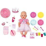 BABY born Narozeninová - Puppe