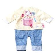 """My Little BABY born Oblečení """"easy FIT"""" žluto-modré"""