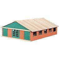 Mikro Trading Kids Globe Farma - Dřevěný model