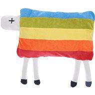 Mikro Trading Polštářek ovečka - Plyšová hračka
