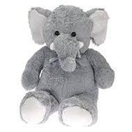 Mikro Trading Slon plyšový - Plyšová hračka