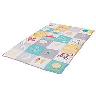 Taf Toys Hrací deka I Love pastelové barvy - Hrací deka