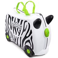 Trunki Kufřík Zebra Zimba - Dětské odrážedlo
