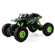 Crawler 1:18 zelený - RC model