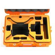 Oranžová výstelka DJI Phantom 4 Pro Case G36 - Zubehör