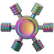 Fidget Spinner Eljet Rainbow Rudder - Hlavolam