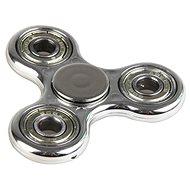 Fidget Spinner Eljet Steel Silver - Hlavolam