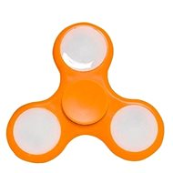 Fidget Spinner Eljet Fancy LED Orange - Hlavolam