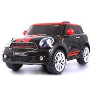 Mini Paceman JCW – černé - Elektrické auto