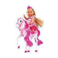Simba Evička Princezna s koněm - Panenka