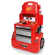 Smoby Cars 3 Pojízdná dílna Mac Truck - Příslušenství